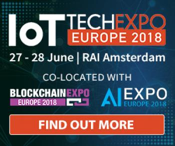 IoT TECH EXPO - AMSTERDAM